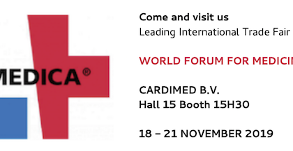 MEDICA – come and visit us